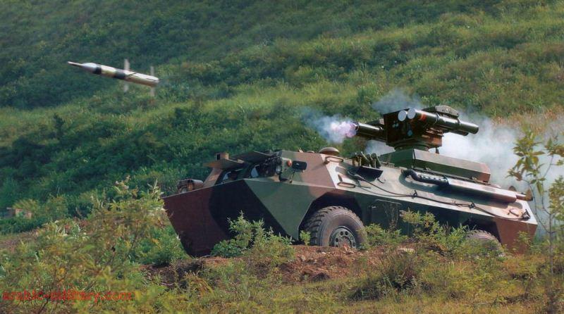 التنين الصينى المدرعة HJ-9 صائدة الدبابات المذهلة ! 200591421070504qf-1