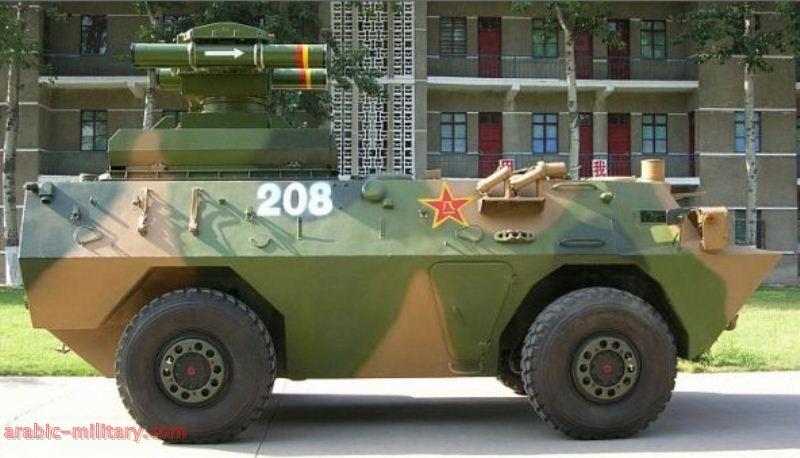 التنين الصينى المدرعة HJ-9 صائدة الدبابات المذهلة ! 3-3