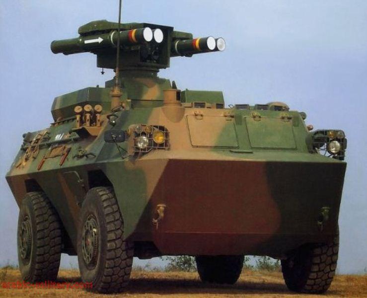 التنين الصينى المدرعة HJ-9 صائدة الدبابات المذهلة ! 4-3