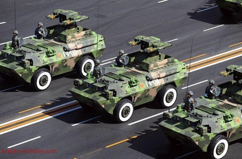 التنين الصينى المدرعة HJ-9 صائدة الدبابات المذهلة ! 5-2