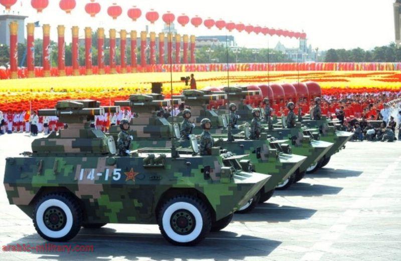 التنين الصينى المدرعة HJ-9 صائدة الدبابات المذهلة ! 6-1
