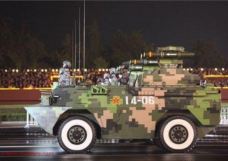 التنين الصينى المدرعة HJ-9 صائدة الدبابات المذهلة ! Untitled-4