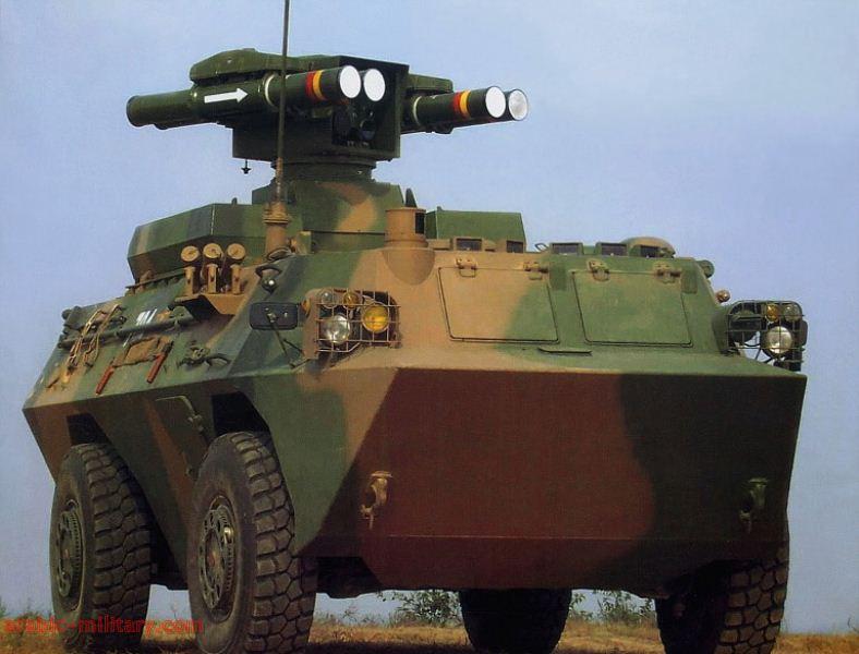 التنين الصينى المدرعة HJ-9 صائدة الدبابات المذهلة ! Hj9_l1-1