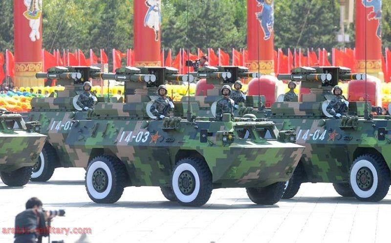 التنين الصينى المدرعة HJ-9 صائدة الدبابات المذهلة ! Hj9_l2