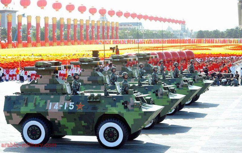 التنين الصينى المدرعة HJ-9 صائدة الدبابات المذهلة ! Hj9_l3