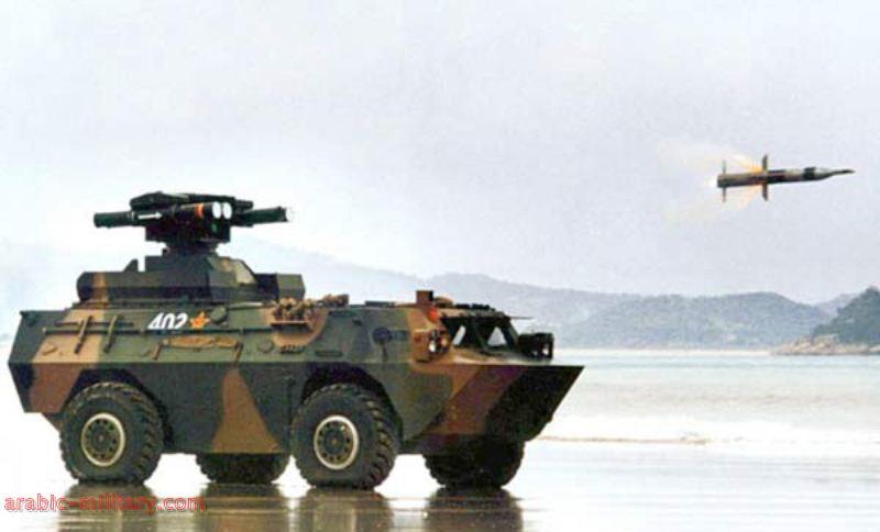 التنين الصينى المدرعة HJ-9 صائدة الدبابات المذهلة ! Hj9_l5