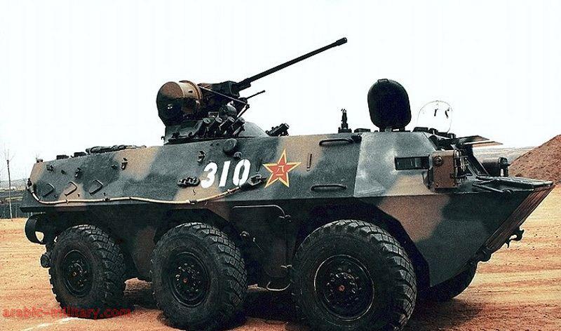 التنين الصينى المدرعة HJ-9 صائدة الدبابات المذهلة ! Wz_551_l2