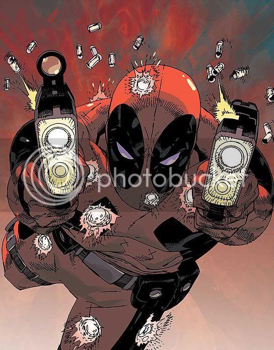 X-Men Extra Nº101 (Maio/2010) Dead1