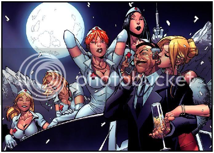 X-Men Extra Nº101 (Maio/2010) Dead4