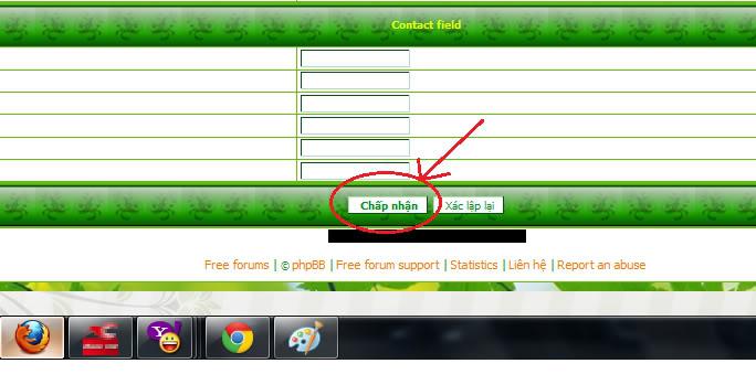 Thông báo về mở thêm chức năng mới tại profile của mỗi thành viên - Page 2 3