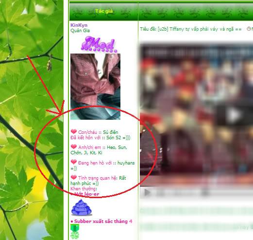 Thông báo về mở thêm chức năng mới tại profile của mỗi thành viên - Page 4 DemoKin