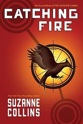 The Hunger Games triology Catching-fire