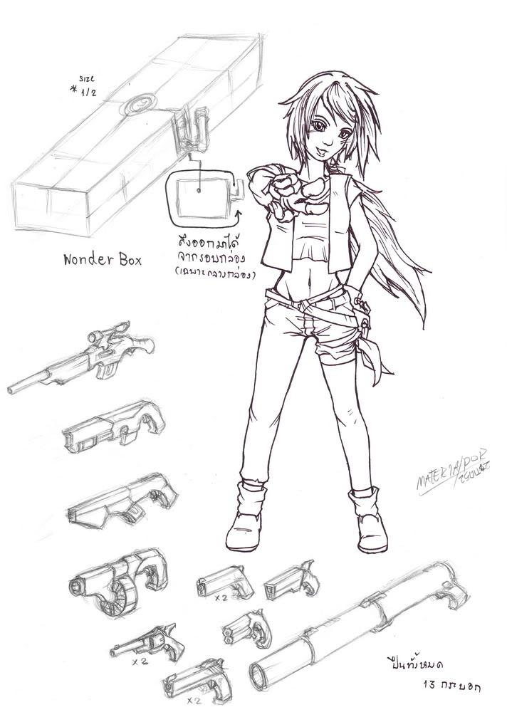 [Character] - Lucian & Alice (เพิ่มข้อมูล + อินโทรสมบูรณ์) Alice