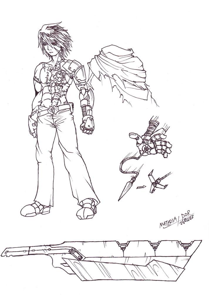 [Character] - Lucian & Alice (เพิ่มข้อมูล + อินโทรสมบูรณ์) Lucian