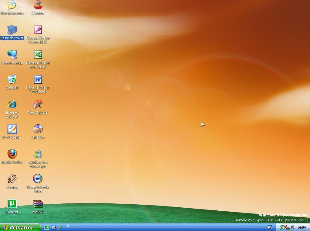 لأول مرة نسختين من windows xp twins sp3 و windows 7 على قرص واحد تجربة ممتعة Cap4