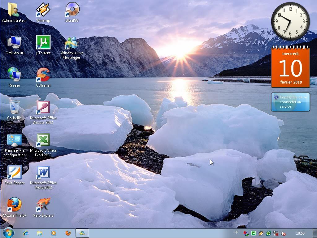 لأول مرة نسختين من windows xp twins sp3 و windows 7 على قرص واحد تجربة ممتعة Cap5