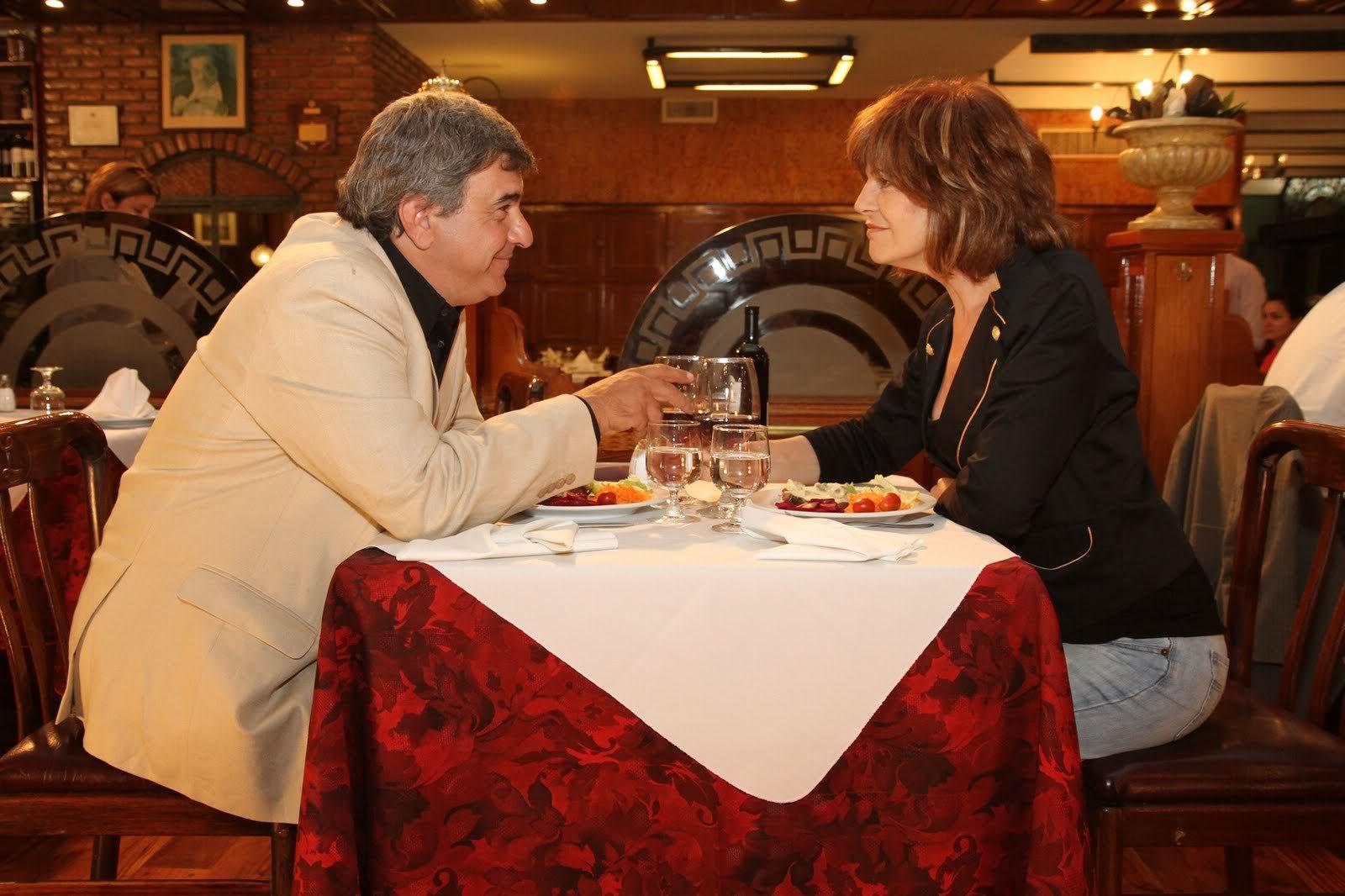 Armando y Paloma tendrán una cena íntima con un final inesperado ArmandoyPalomacena