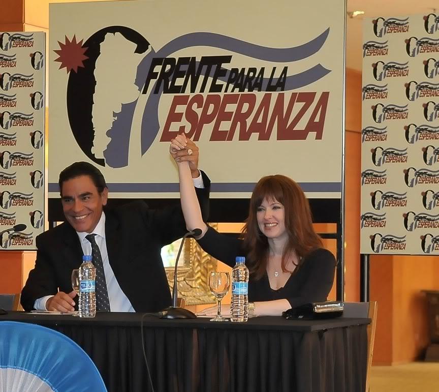 Rocío acepta hacer la campaña política con Gastón Partido_Politico_1