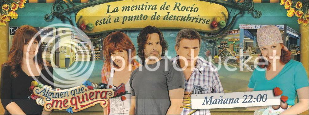 Afiche 07/03 - La mentira de Rocio a punto de descubrirse Afiche0703