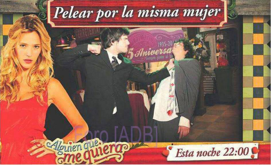 Afiche 12/03 (sin Andrea) - Pelear por la misma mujer Afiche1203
