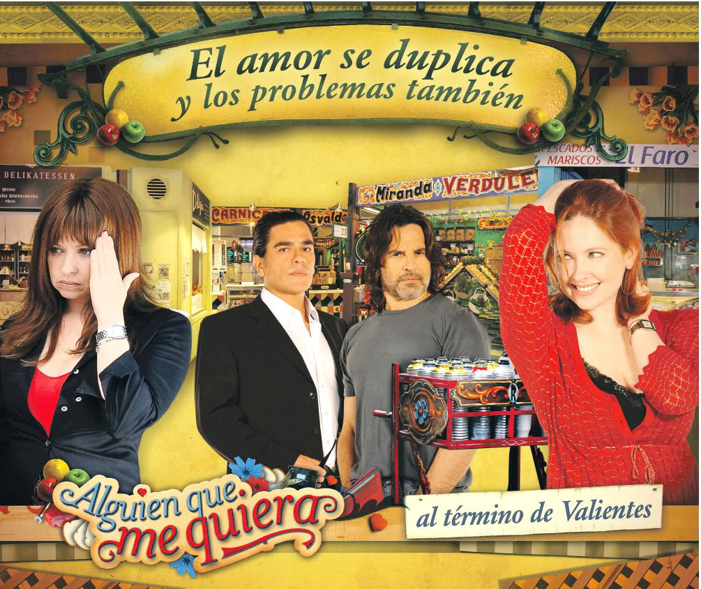 Afiche 15/02 - El amor se duplica y los problemas tambien Afiche1502