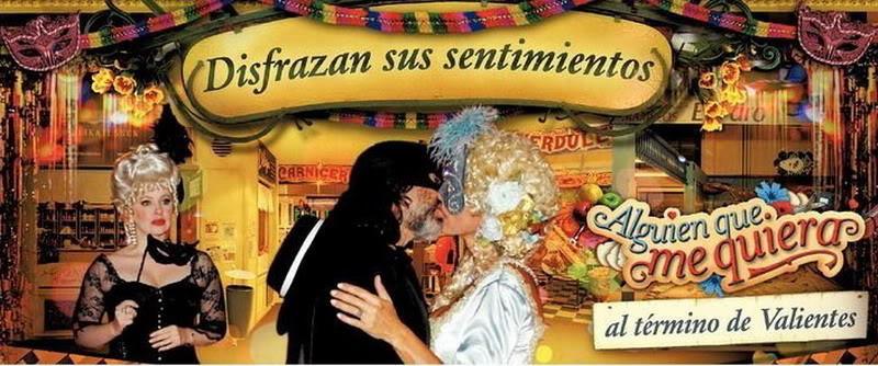 Afiche 17/02 - disfrazan sus sentimientos Afiche1702