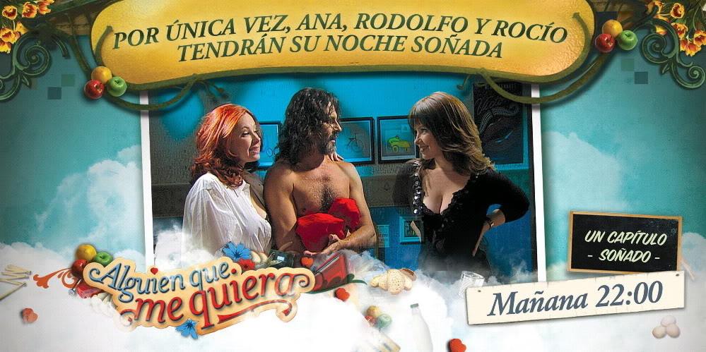 Afiches 28/02 y propaganda - Por unica vez Ana, Rodolfo y Rocio tendran su noche soñada Afiche2802