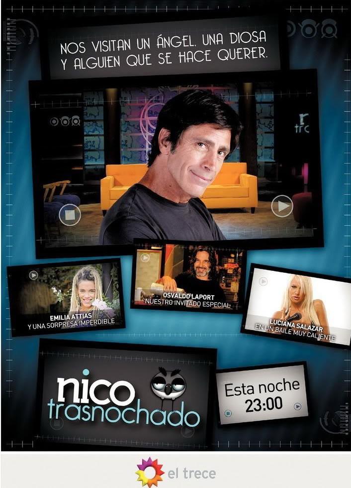 Osvaldo el proximo invitado de Nico Nico1302