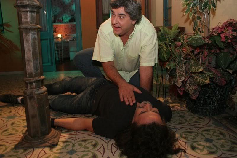 Rodolfo sufre una descompensación y debe ser hospitalizado ROdolfodescompuesto3