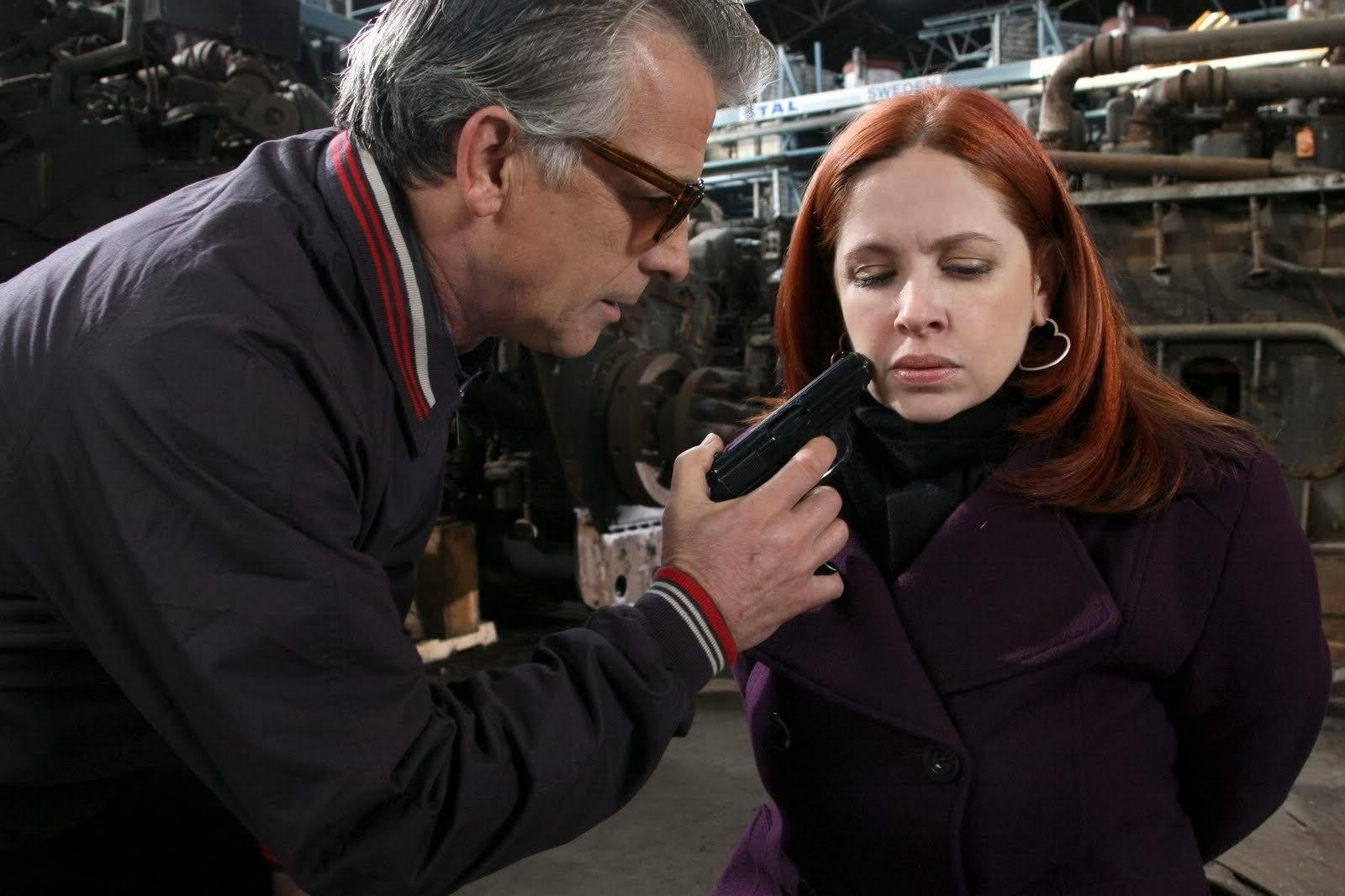 Roberto secuestra a Rocío y es capaz de matar con tal de conseguir su propósito Roberto_y_Rocio