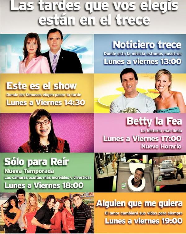 Afiche 29/05 - LAs tardes que vos elegis estan en el trece Afiche2905-