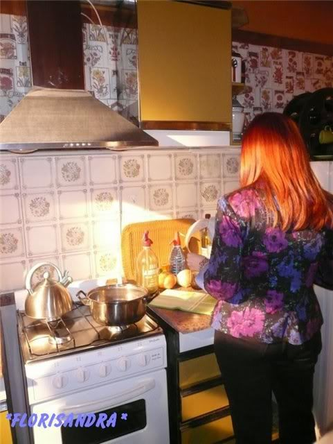 La experiencia de la chica rusa, Alexandra 006