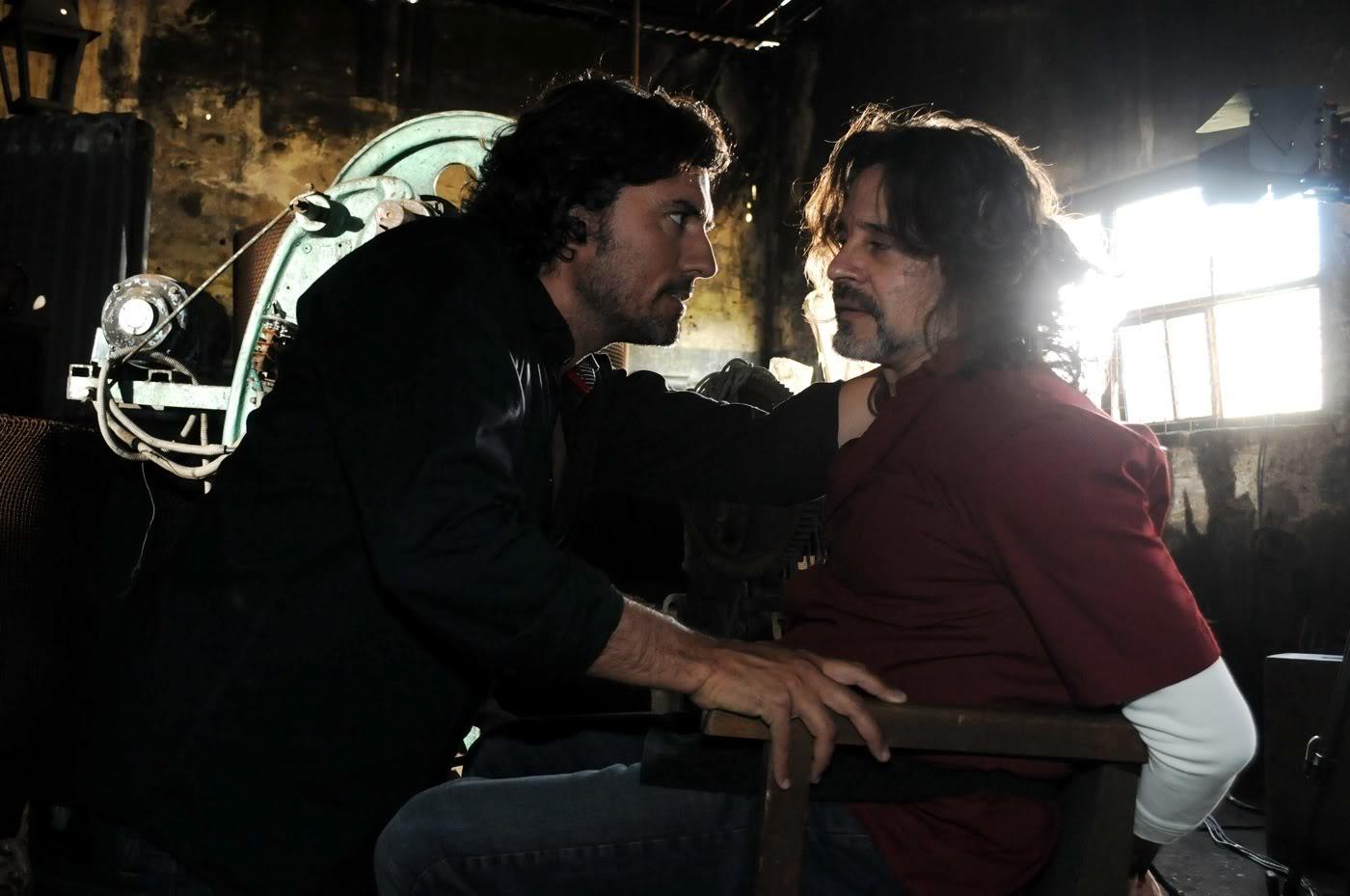 """Rodolfo, en riesgo de muerte en """"ALGUIEN QUE ME QUIERA"""" Secuestro3"""