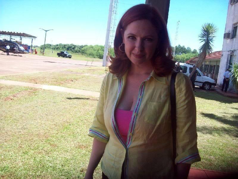 Андреа с президентшей 04032010_074020