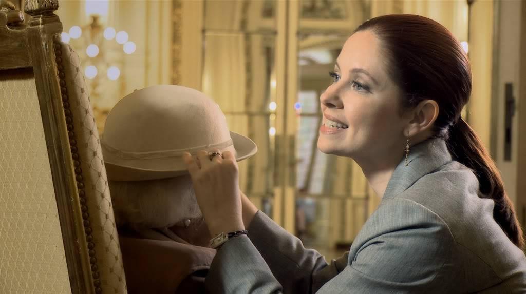 Андреа в короткометражке в честь двухсотлетия Аргентины 16