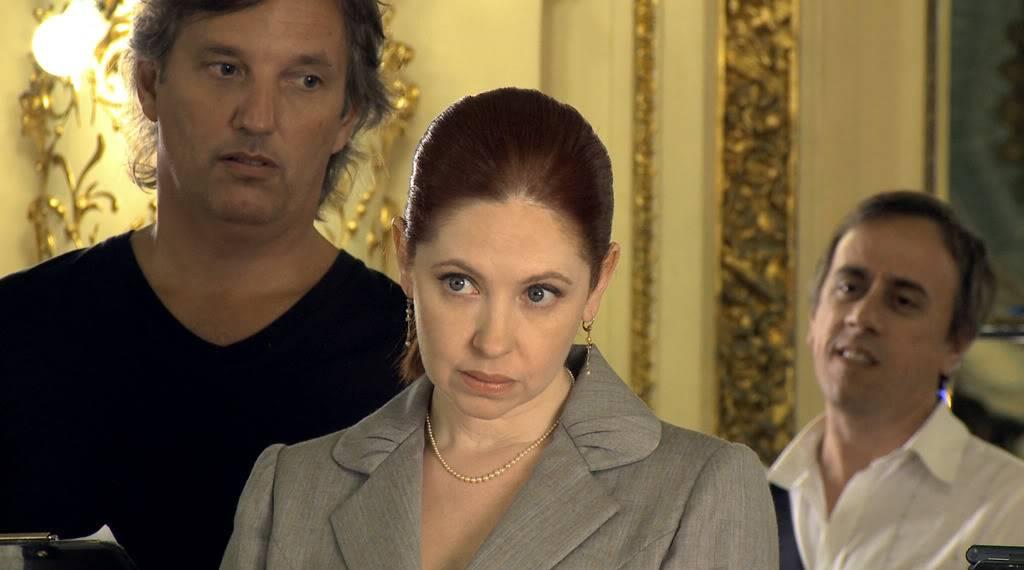 Андреа в короткометражке в честь двухсотлетия Аргентины 4-2