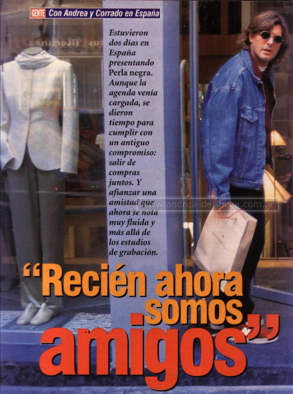 """Андреа и Габриэль в Испании: Лишь теперь мы стали друзьями"""" Andy_Gabi_Gente_96_01"""