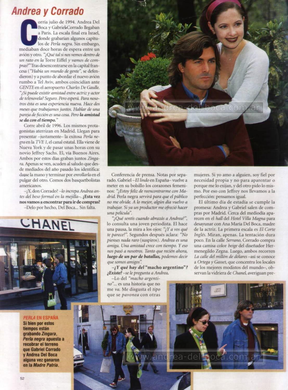 """Андреа и Габриэль в Испании: Лишь теперь мы стали друзьями"""" Andy_Gabi_Gente_96_03"""