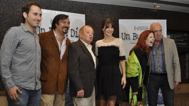 UN BUEN DIA, estreno 18-11-2010 _DSC0023