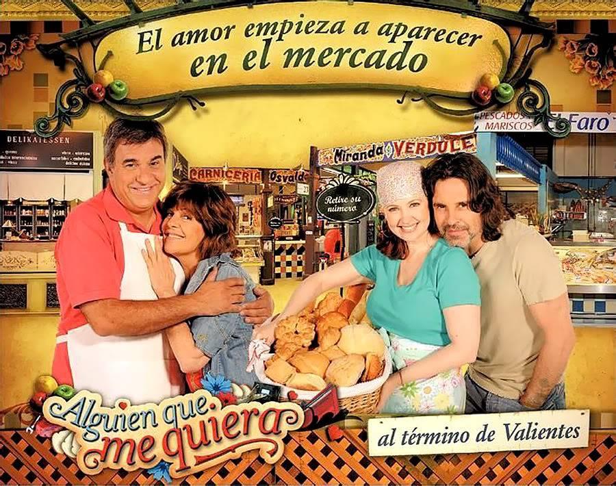 Afiche 03/02 - El amor empieza a aparecer en el mercado Aqmq0302
