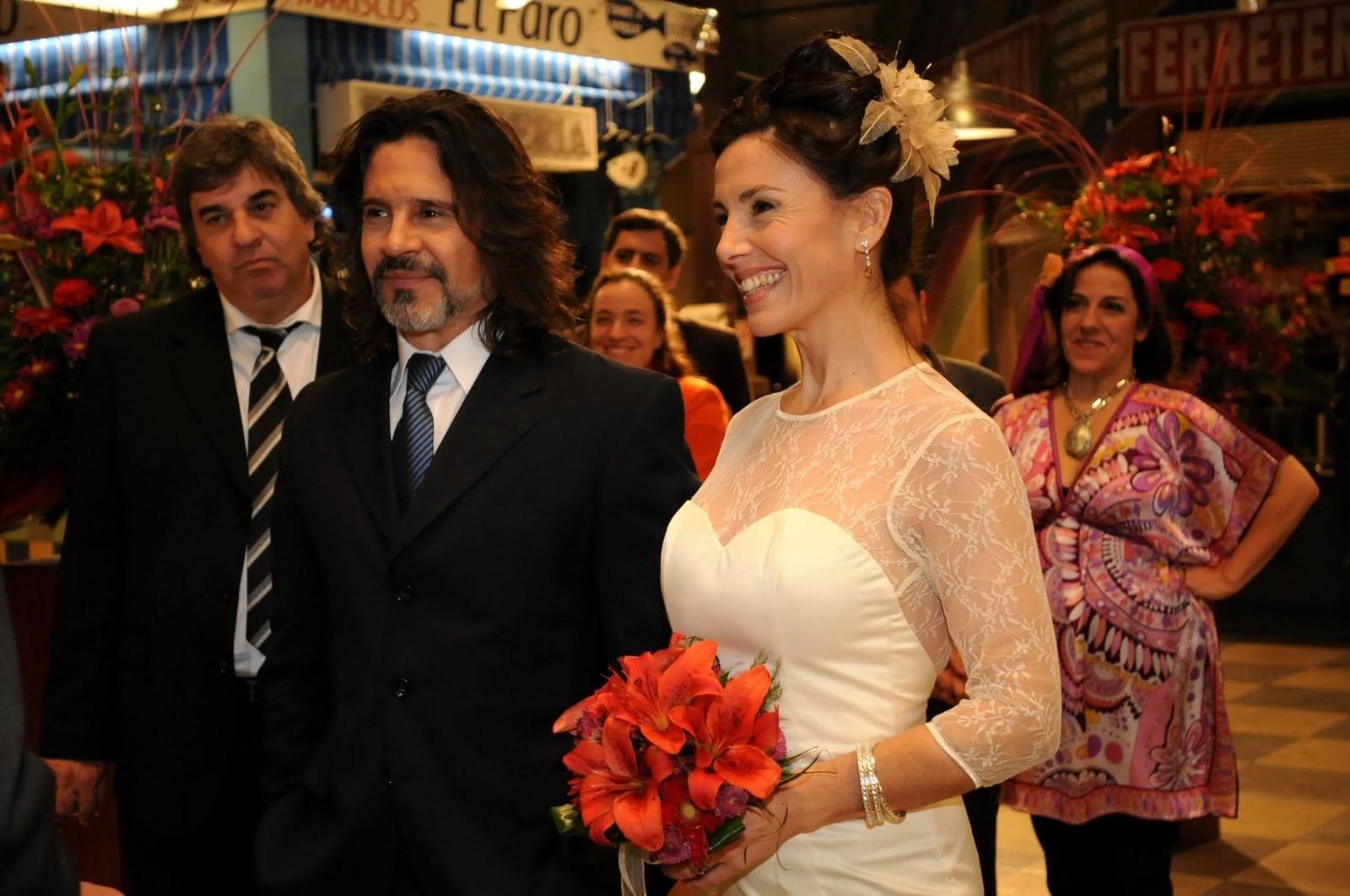 Llega el día del casamiento entre Rodolfo y Katia Casamiento3