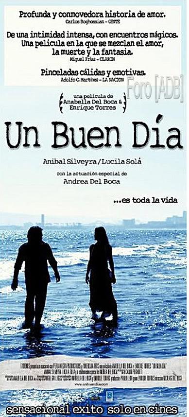UN BUEN DIA, estreno 18-11-2010 - Página 4 Cl2011