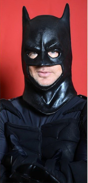 Адриан Суар / Adrian Suar Batman