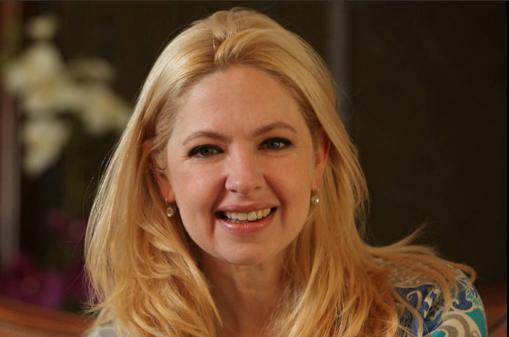 Andrea del Boca grabará su novela en Canal 9 Lanacion