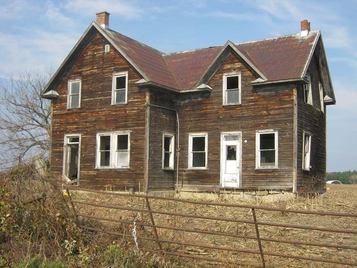 Le 'Post' des Maisons Abandonnées !! 2012-10-25