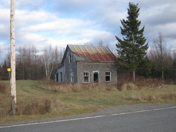 Le 'Post' des Maisons Abandonnées !! 2012-11-25