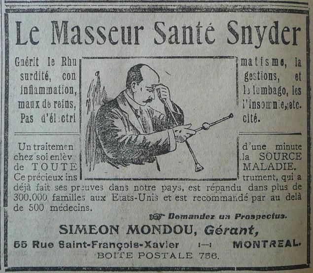 Annonces pour tous ! Masseur_sante_snyder-LAPATRIE-15-12-1906