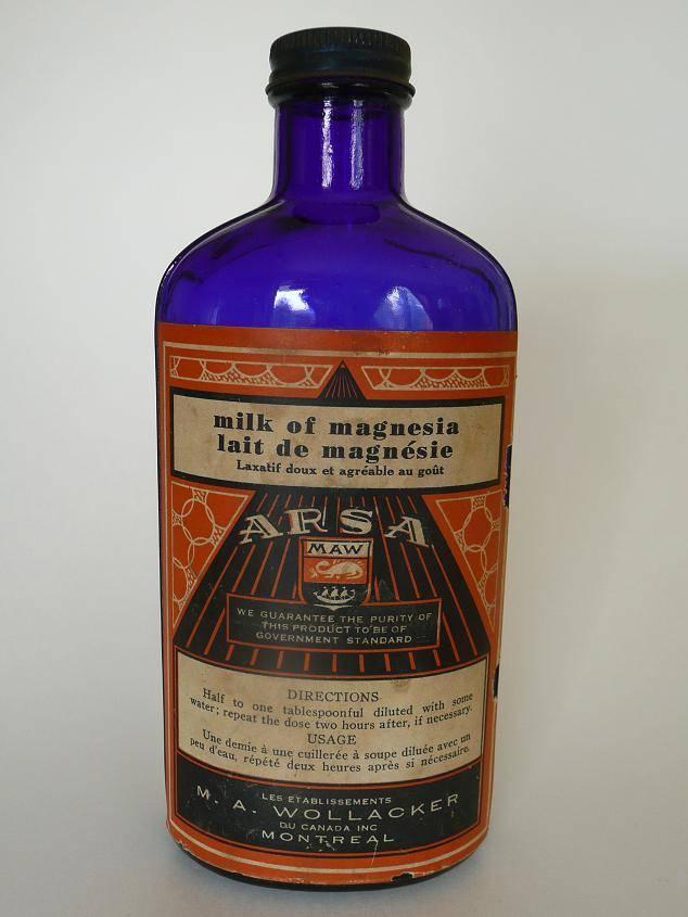 Les bouteilles Art-Déco ! A4
