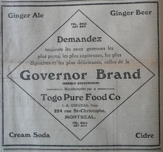 Annonces pour tous ! Togo_pure_food_governor_brand-LAPATRIE-15-12-1906