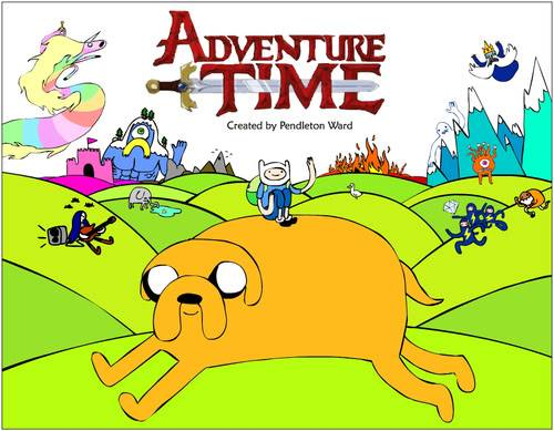 You know what time it is? Adventuretime